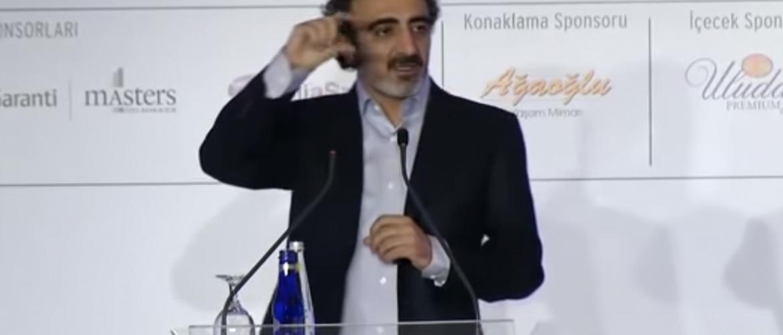 Chobani'nin patronu Hamdi Ulukaya