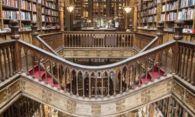 porto, Manşet, lıvrarıa lello, kütüphane, kitapçı, kitap, dünyanın en güzel kitapçıları