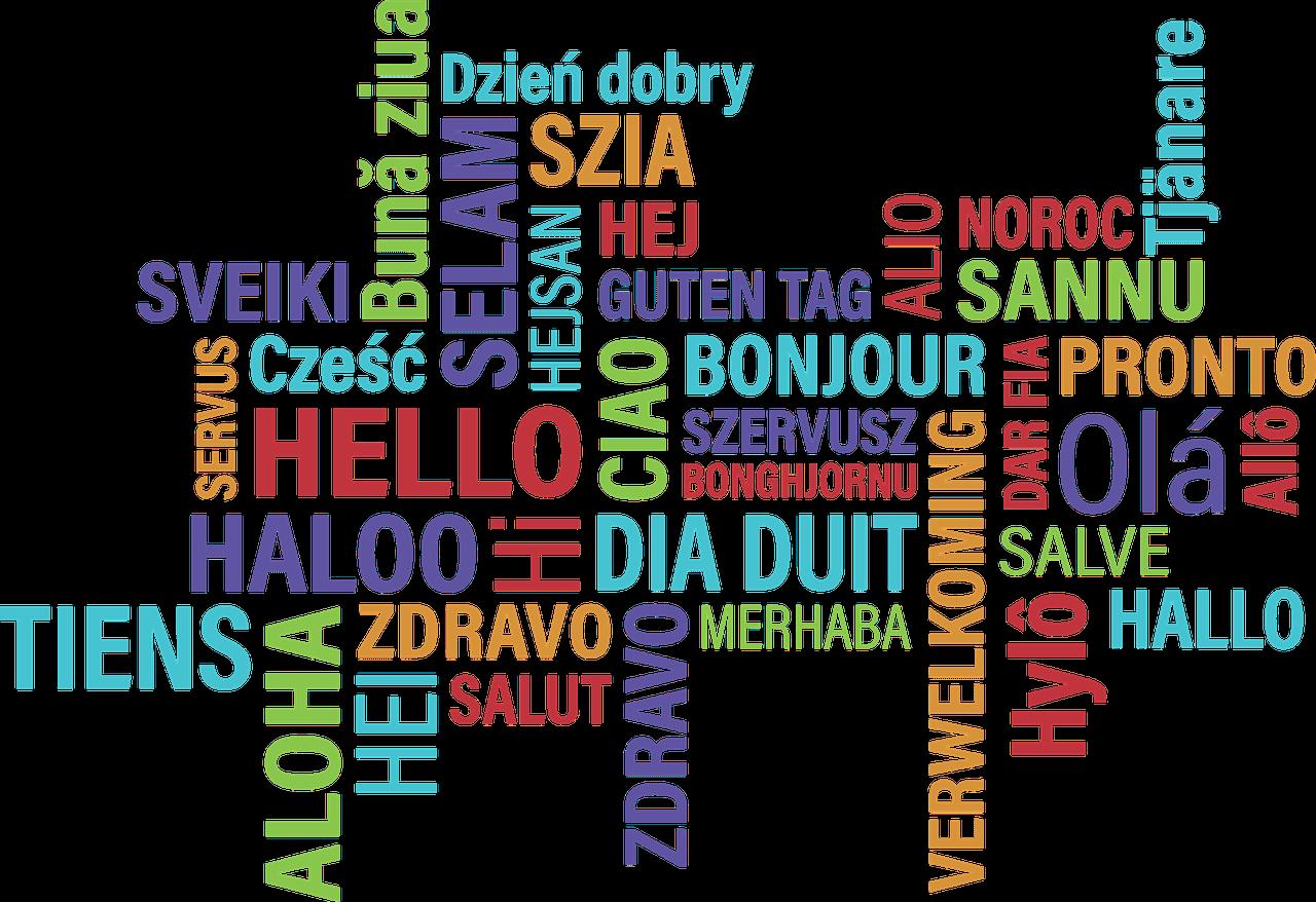 yabancı diller, yabancı dil öğrenme teknikleri, Manşet, çok diller buluşması