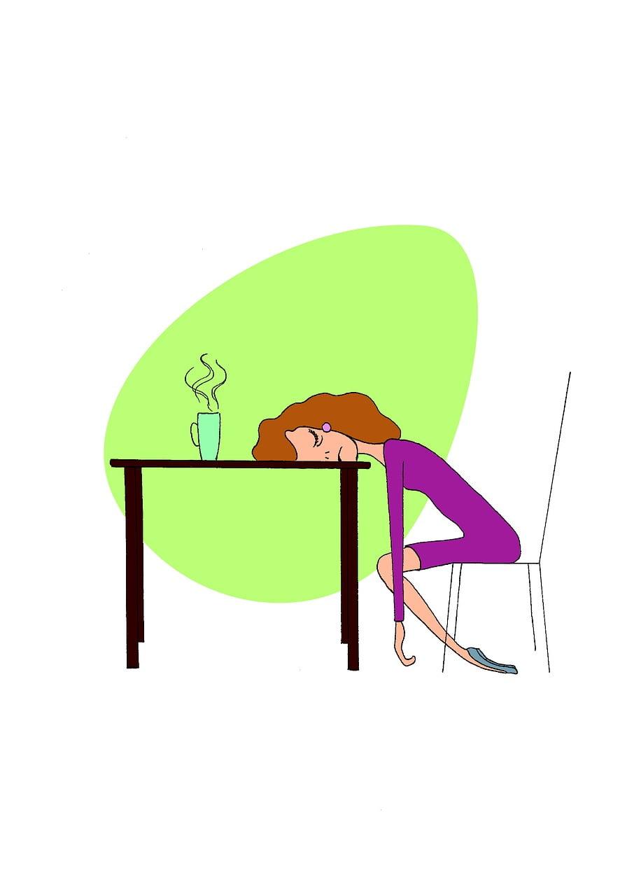 yorgunluk, tükenmişlik, Manşet, depresyon, Anna Katharina Schaffner
