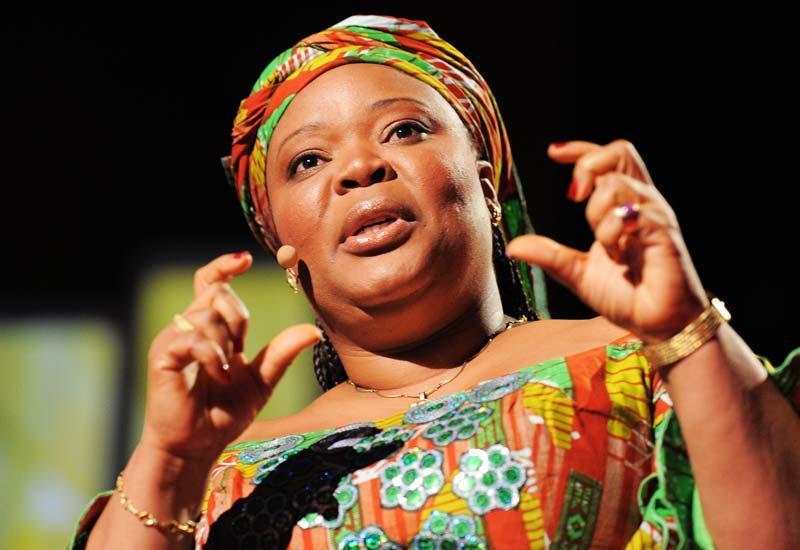 ted konuşmaları, öykü, Leymah Gbowee, kız çocukları, hikayeler