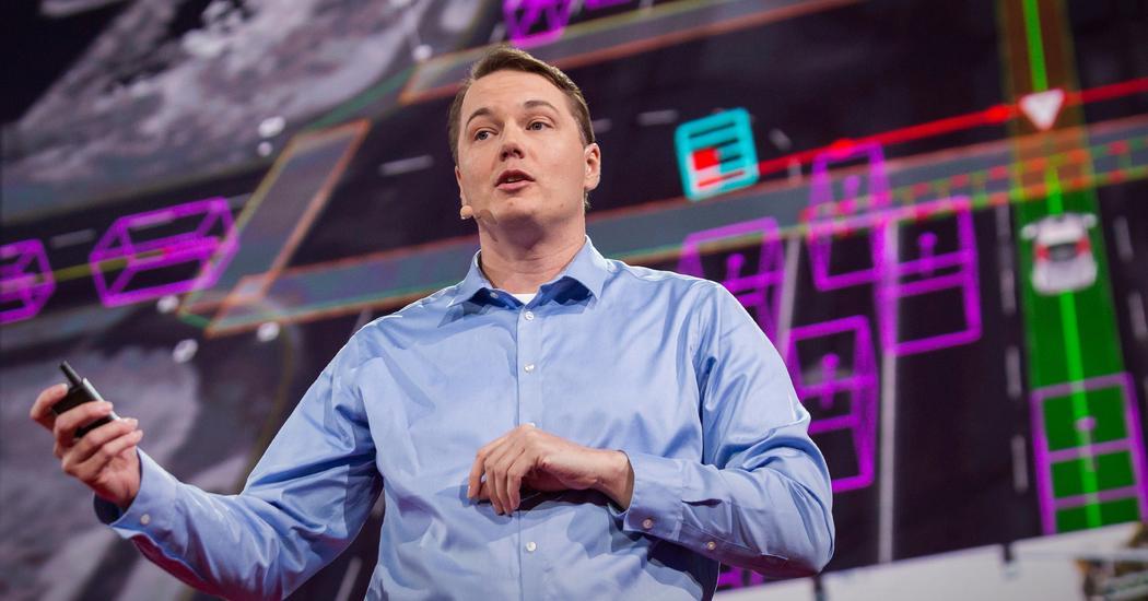 ted konuşması, sürücüsüz araba, sürücü, Chris Urmson