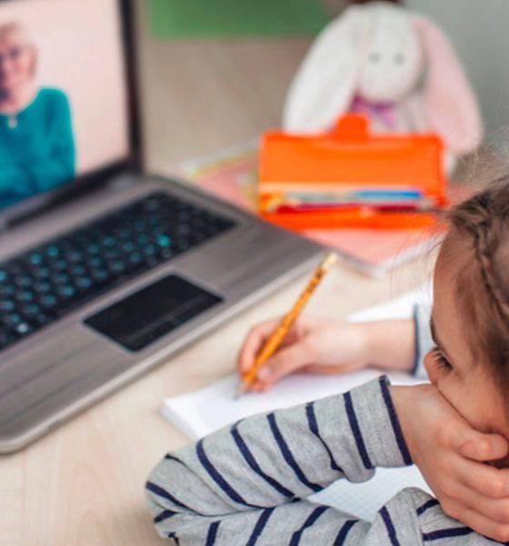 uzaktan eğitim, Manşet, ekran süresi, çocuk ve ekran